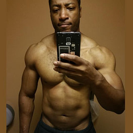adrian build muscle lose fat