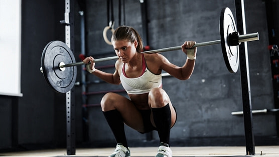 squat is a good workout for muscle growth and weightloss