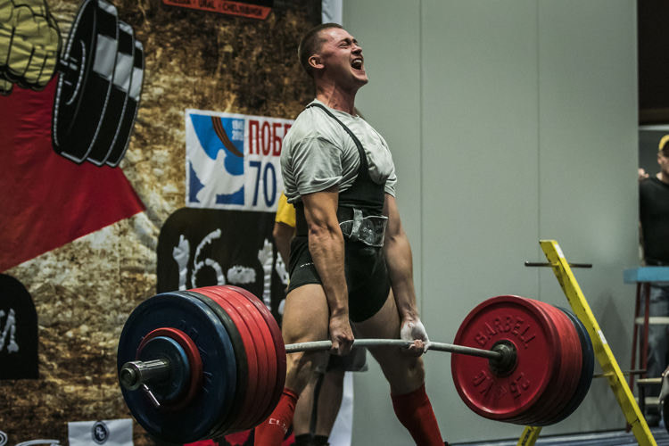deadlift for overall development of back muscles